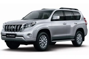 Land Cruiser Prado бензин