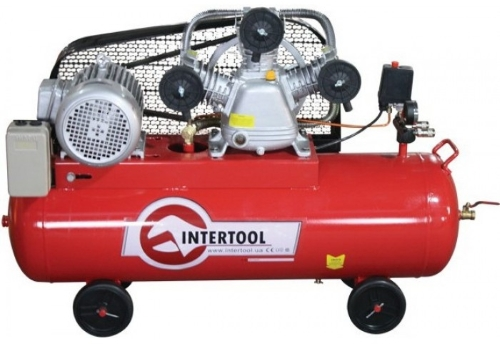 Компрессоры Intertool