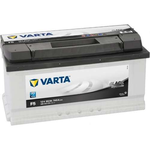 Аккумулятор Varta Black Dynamic F5 88 А/ч