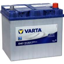 Аккумулятор Varta Blue Dynamic D47 60 А/ч