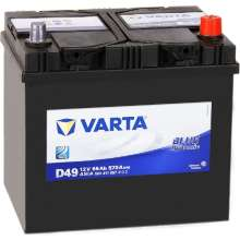 Аккумулятор Varta Blue Dynamic D49 65 А/ч