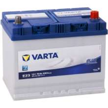 Аккумулятор Varta Blue Dynamic E23 70 А/ч